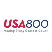 USA 800 Logo
