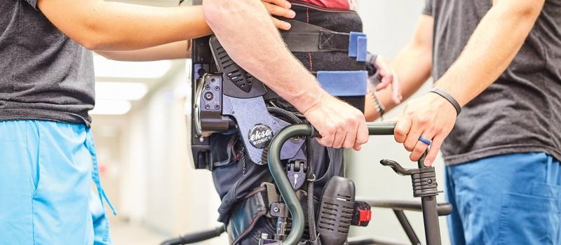 Ekso Bionic Eksoskeleton